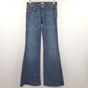Mother The Wilder Love Potion No. 9 Flares Jeans